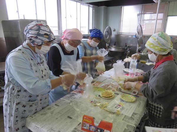 JA女性部  災害に備え、防災食を学ぶ