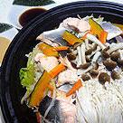 きのこ&生鮭の蒸しサラダ